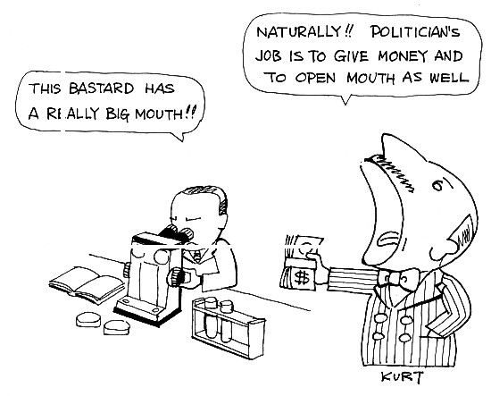 Mere Old Man: #441.Politics: The Biggest Obstacle of All about ...